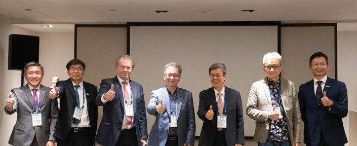 第36屆臺瑞(典)經濟合作會議 跨國產官學合作 邁向智慧醫療新典範