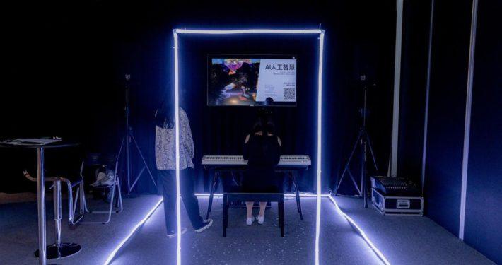 在安溥的歌裡漫遊、讓雅婷不只打逐字稿還做音樂——看見TCCF上的未來創意內容
